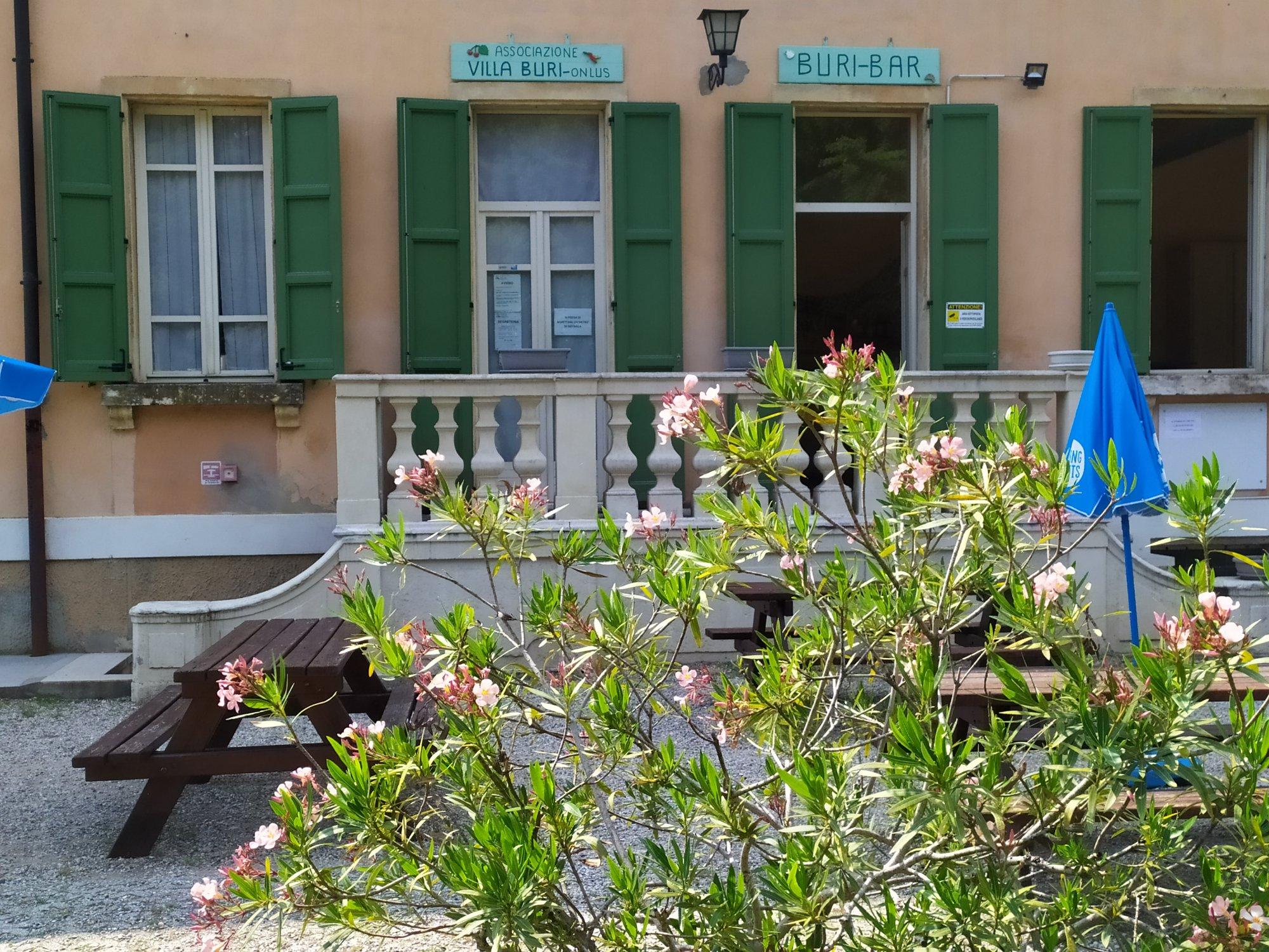 Segreteria Villa Buri onlus